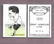 Clyde Jimmy Howieson 12 (FC)